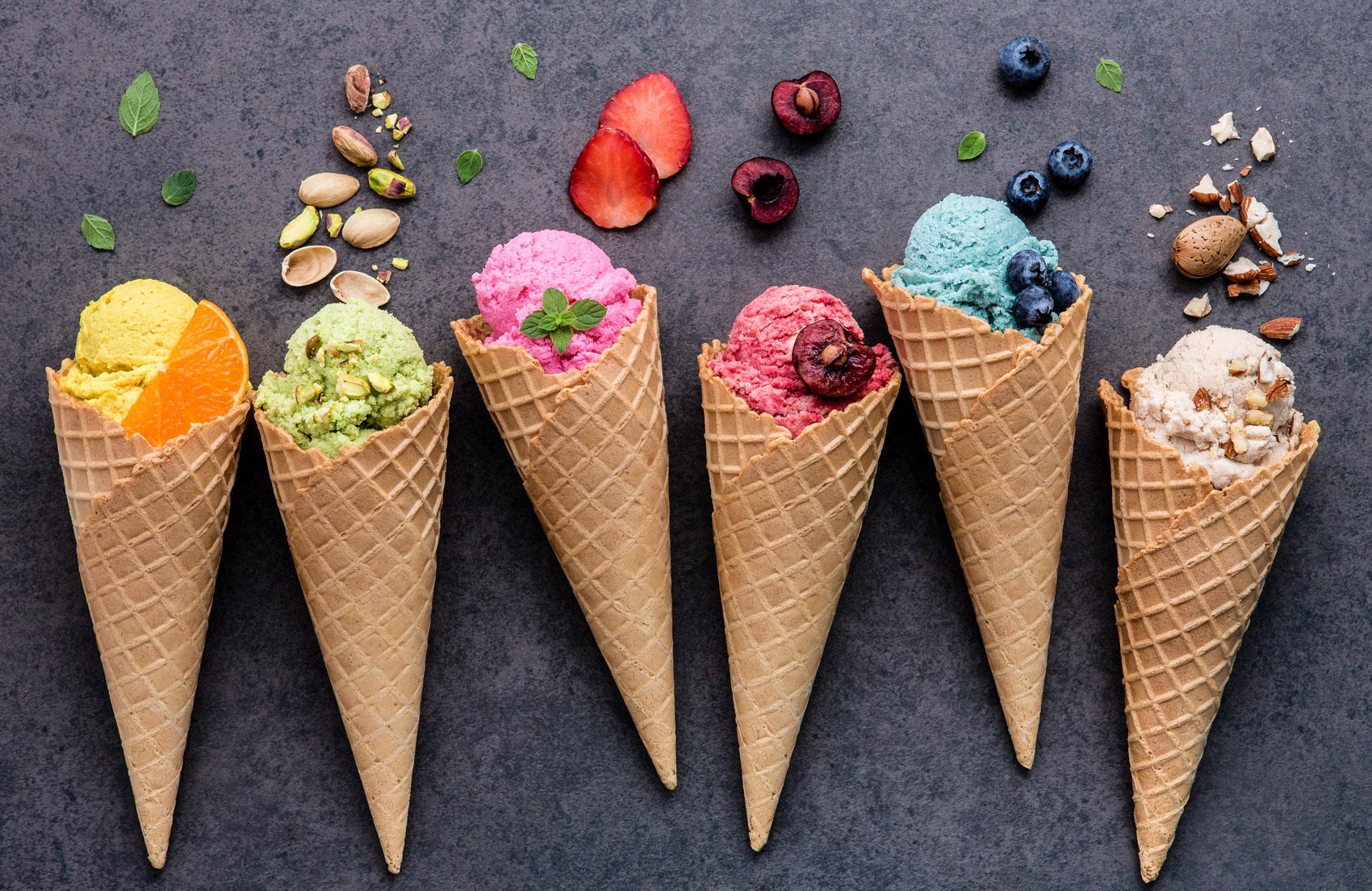 addetto gelateria